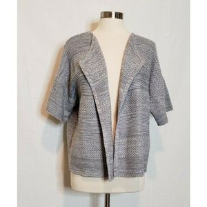 Old Navy XL Knit Cardigan Sweater Gray